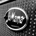 JoMama Amplifiers logo badge