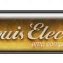 Louis Electric Amp Company, aqua style