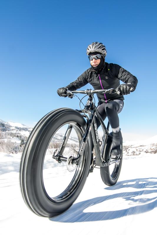 Borealis Snowbiking, WY